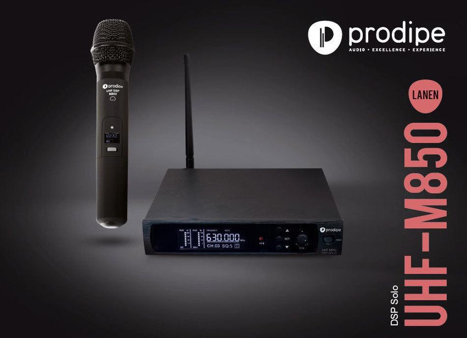 MICRO PRODIPE 850 UHF SOLO
