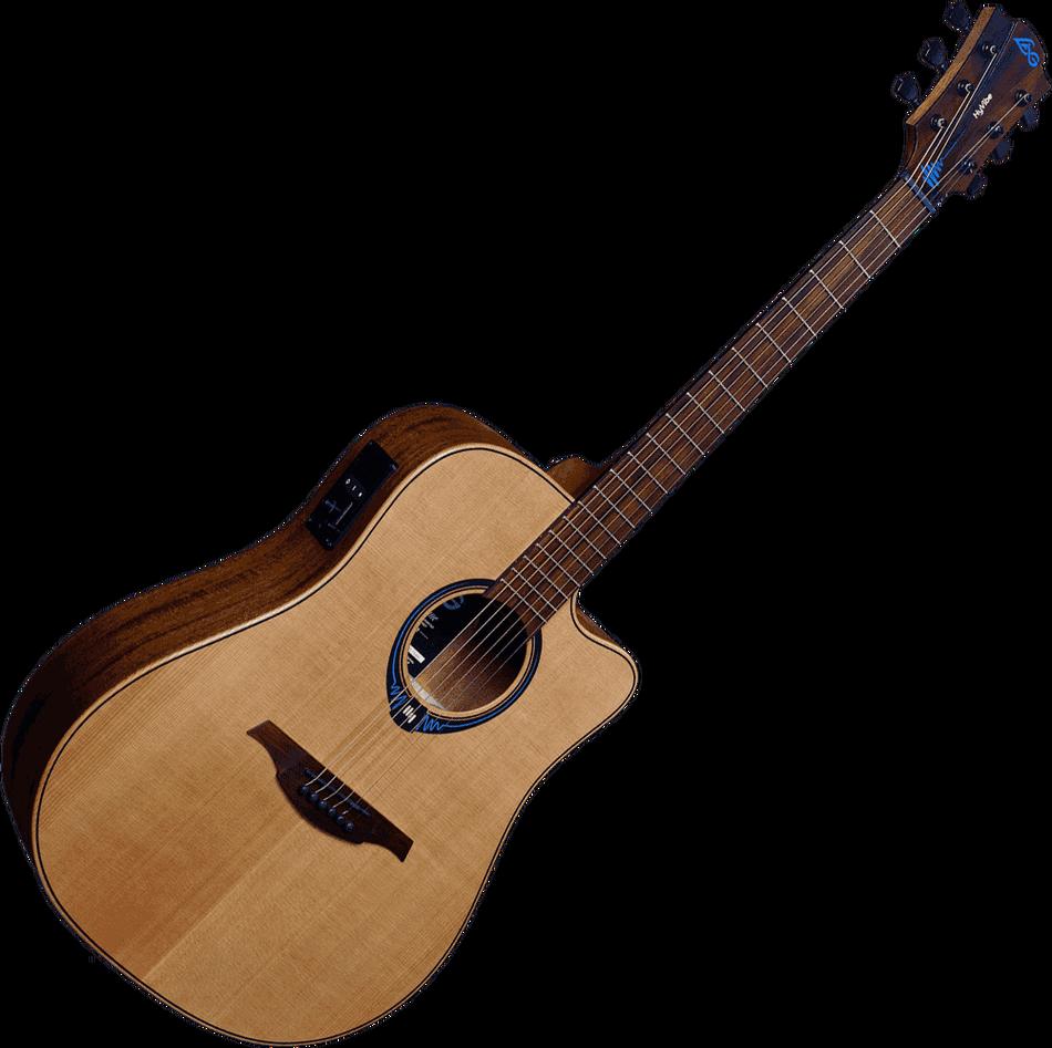 Guitare LAG THV10DCE